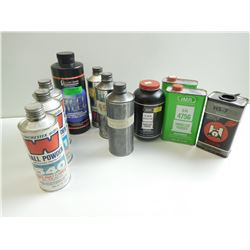 SMOKELESS POWDER ASSORTED