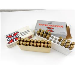 WINCHESTER 284 WIN AMMO ASSORTED, BRASS