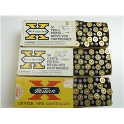 38-40 ASSORTED AMMO