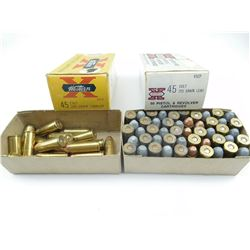 45 COLT ASSORTED AMMO