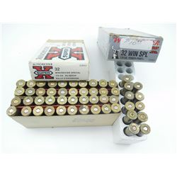 32 WIN ASSORTED AMMO
