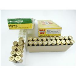 348 WIN ASSORTED AMMO