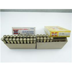 30-06 SPRINGFIELD AMMO, ASSORTED