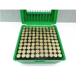 45-70 GOVERNMENT RELOADED AMMO