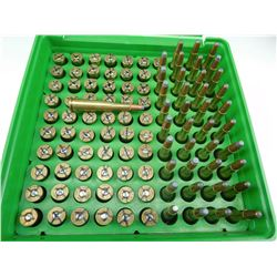 25-35 HAND RELOADED AMMO