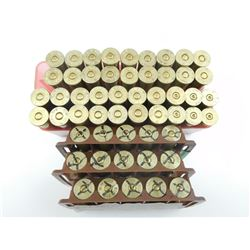 348 WIN RELOADED AMMO, BRASS