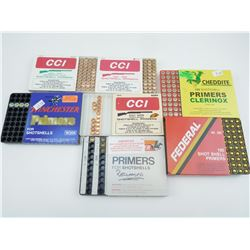 SHOTSHELL PRIMERS ASSORTED
