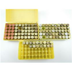 9MM LUGER, 380 ACP ASSORTED AMMO