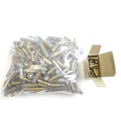 RIM FIRE AND CENTER FIRE ASSORTED AMMO, BLANKS