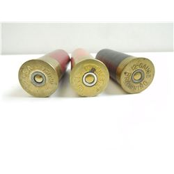 SHOTGUN SHELLS 12 GAUGE ASSORTED
