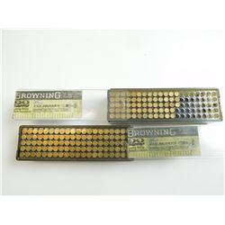 BROWNING 22 LONG RIFLE AMMO