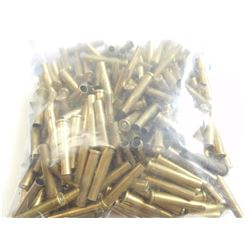 22 HORNET PRIMED BRASS