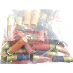 SHOTGUN SHELLS ASSORTED 12 GA, 16 GA
