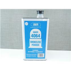 IMR 4064 SMOKELESS POWDER