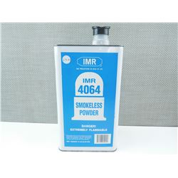 IMR 4064 SMOKELESS POWDER