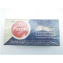 PETERS HIGH VELOCITY 32 REM AMMO