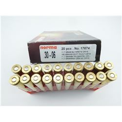 NORMA 30-06 AMMO