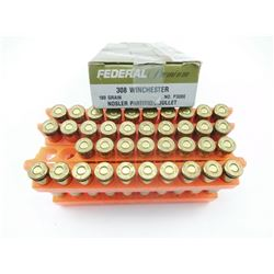 FEDERAL 308 WINCHESTER AMMO