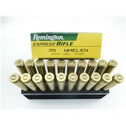 REMINGTON 35 WHELEN AMMO