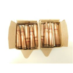 7.62 X 39 CHINESE COPPER WASHED AMMO