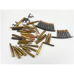MILITARY AMMO ASSORTED