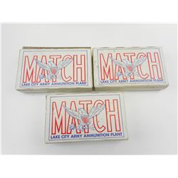 7.62MM NATO MATCH AMMO