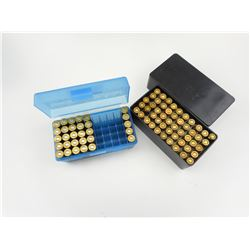 38 SPECIAL, 30 MAUSER ASSORTED AMMO
