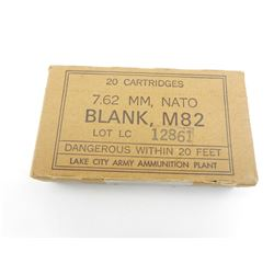 7.62MM NATO BLANKS