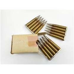 8MM AMMO ON STRIPPER CLIPS