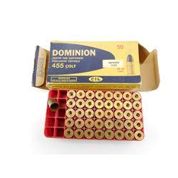 DOMINION 455 COLT BRASS