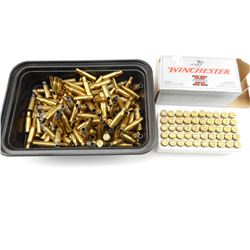 218 BEE BRASS CASES ASSORTED