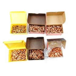 BULLETS ASSORTED SIZES
