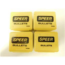 SPEER BULLETS 22 CAL BULLETS