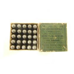 WINCHESTER 30 CAL BULLETS