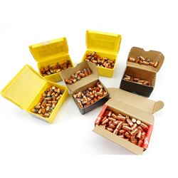 38/357 ASSORTED BULLETS