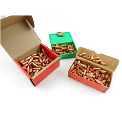 35 CAL ASSORTED RIFLE BULLETS