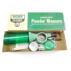 RCBS UNIFLOW POWDER MEASURE