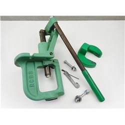 RCBS ROCK CHUCKER RELOADING PRESS