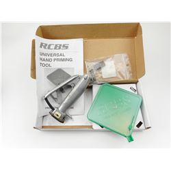 RCBS UNIVERSAL HAND PRIMING TOOL
