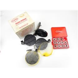 LEE AUTO-PRIMER TRAYS AND PUNCHES, FOR LARGE AND SMALL PRIMERS, LEE SHELL HOLDERS KIT