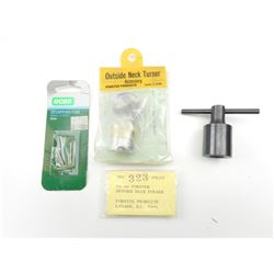 RELOADING PARTS ASSORTED