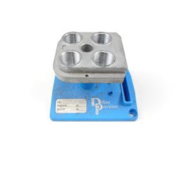 DILLION PRECISION TOOL HEAD AND STAND