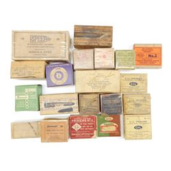 ASSORTED COLLECTIBLE BOXES