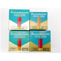 NIMROD COLLECTIBLE BOXES