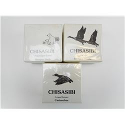 CHISASIBI SHOTGUN SHELL BOXES