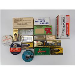 ASSORTED COLLECTIBLE BOXES, TINS