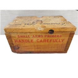 SMALL ARMS PRIMERS CRATE