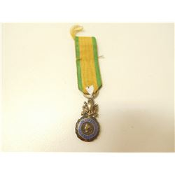 "MINIATURE FRENCH "" MEDAILLE MILITAIRE"""