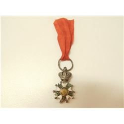 "MINIATURE FRENCH ""LEGION D'HONNEUR"""