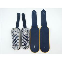 ASSORTED SHOULDER BOARDS